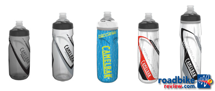 CamelBak Podium bottles