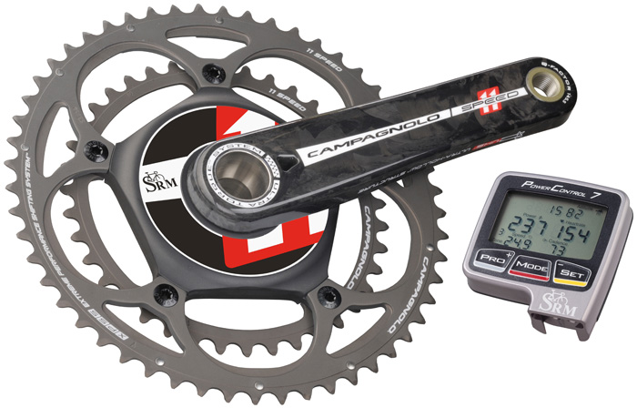 Srm Power Meter : Srm launches the campagnolo powermeter road bike
