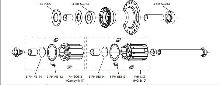 bicycle rear axle diagram  diagrams  wiring diagram images