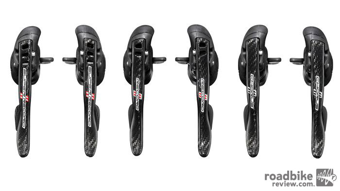 Campagnolo ErgoPower Levers