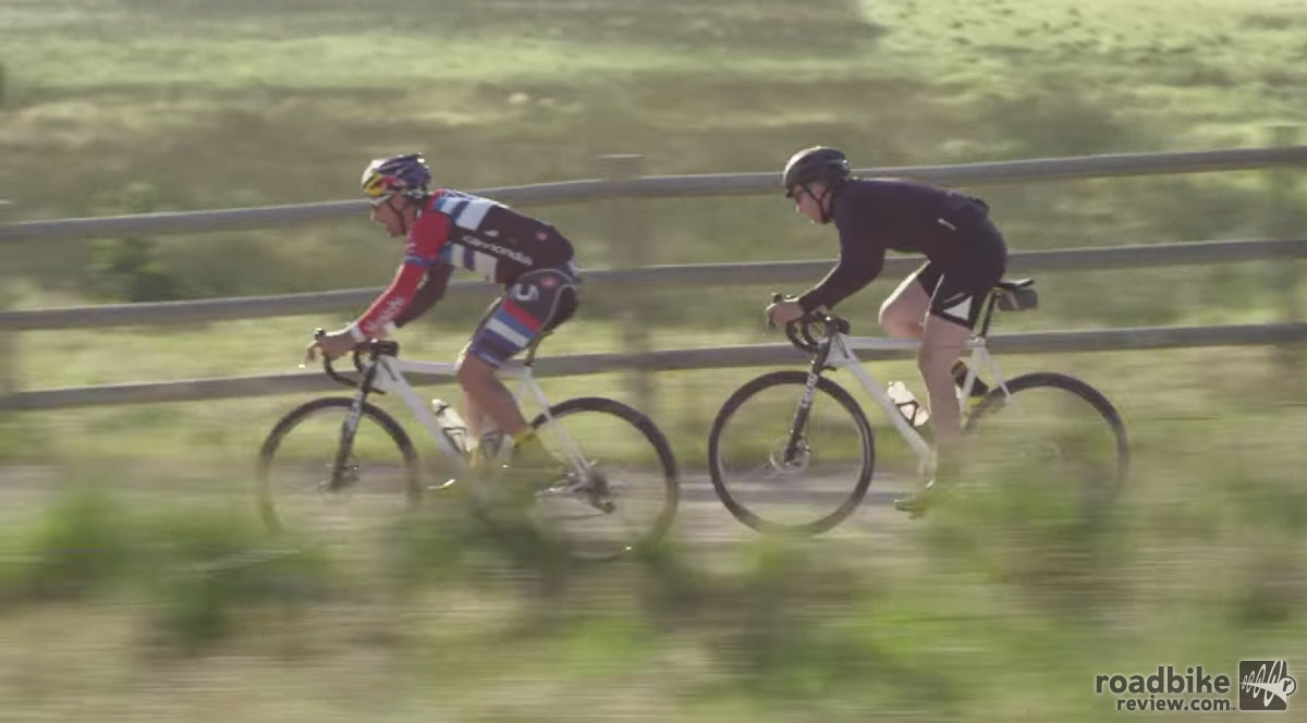 Maintaining pedaling efficiency will be key to the bike's success.