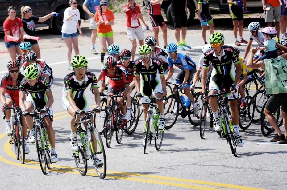 Cannondale Lead The Pursuit
