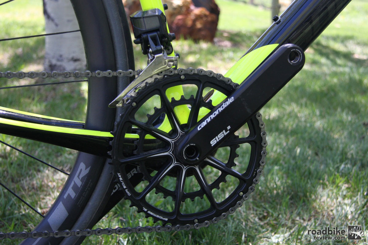 Cannondale Synapse Hi-Mod Disc Dura Ace Di2 Review