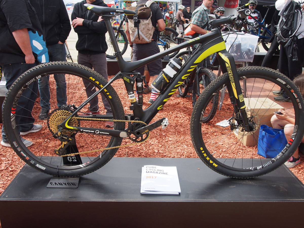 The Canyon showroom experience | Road Bike News, Reviews, and Photos
