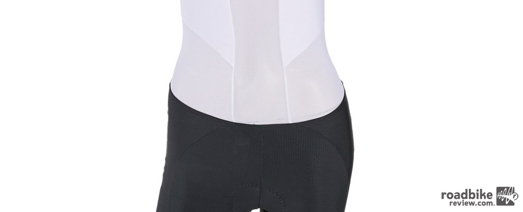 Our favorite women's bib is the Capo SC Donna. Photo courtesy of Art's Cyclery