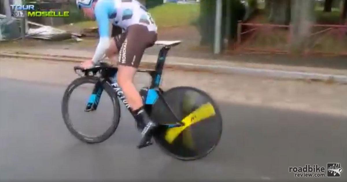 Carbon Road Bike Fail