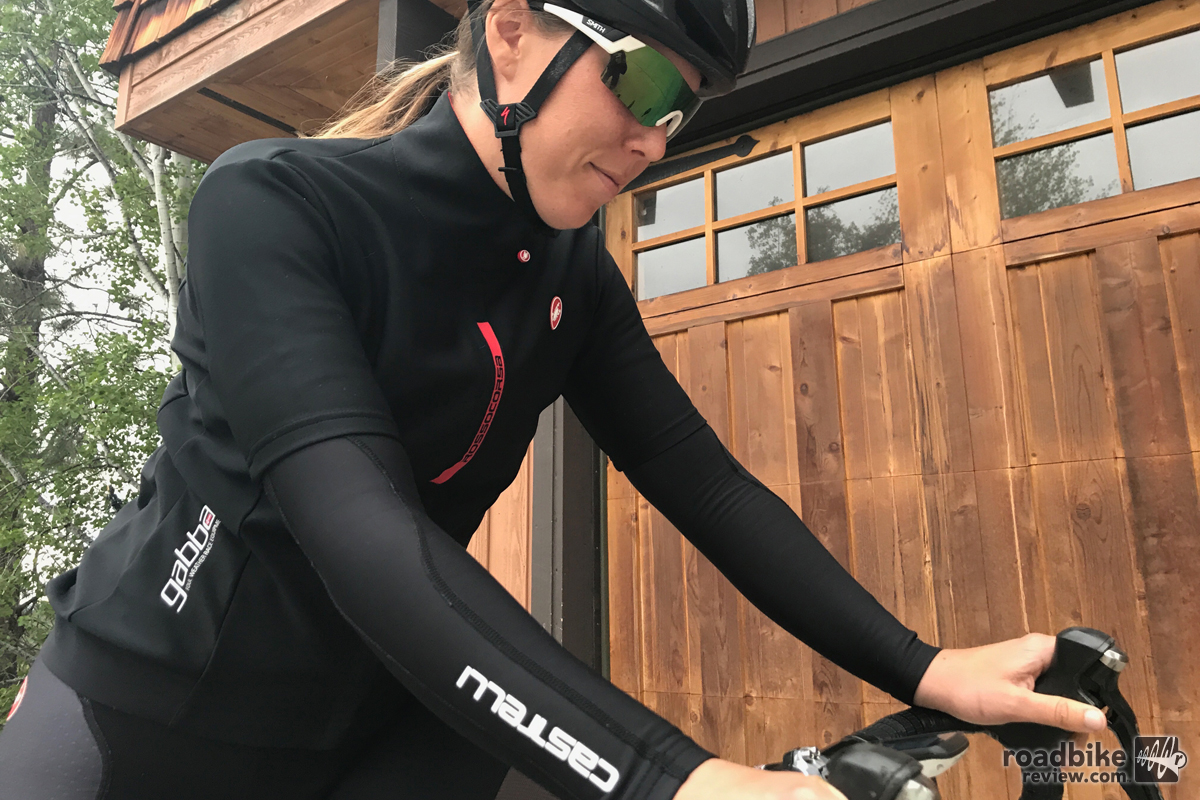 034473100d Castelli Gabba 3 Jersey and Nano Flex + Warmers review | Road Bike ...