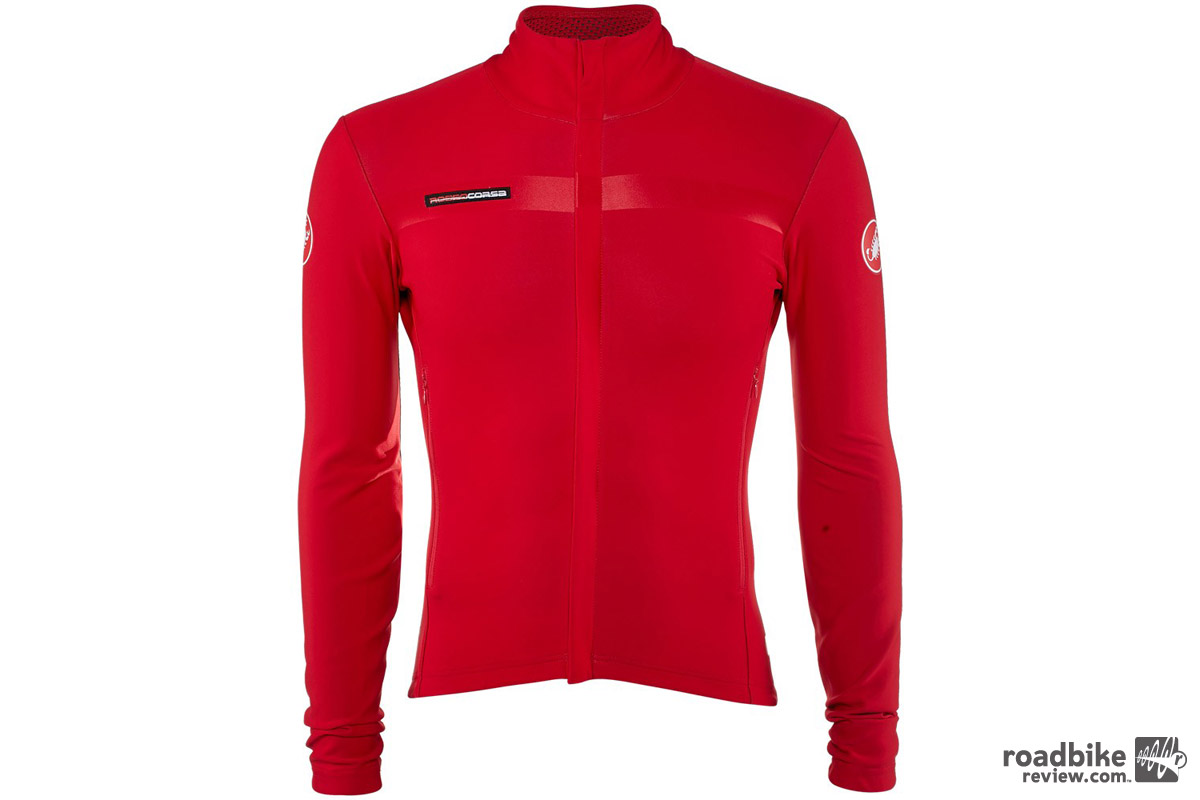 Castelli Alpha jersey. Photo courtesy of Art's Cyclery