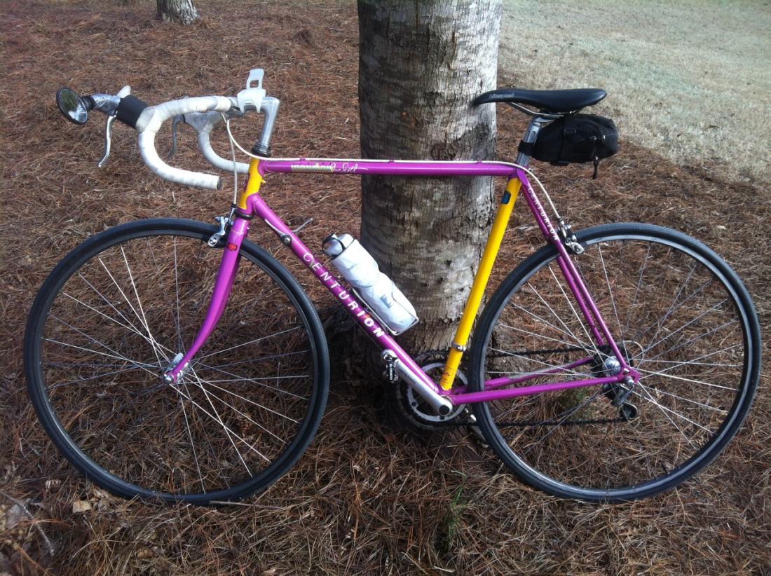 Vintage Race Bike 15
