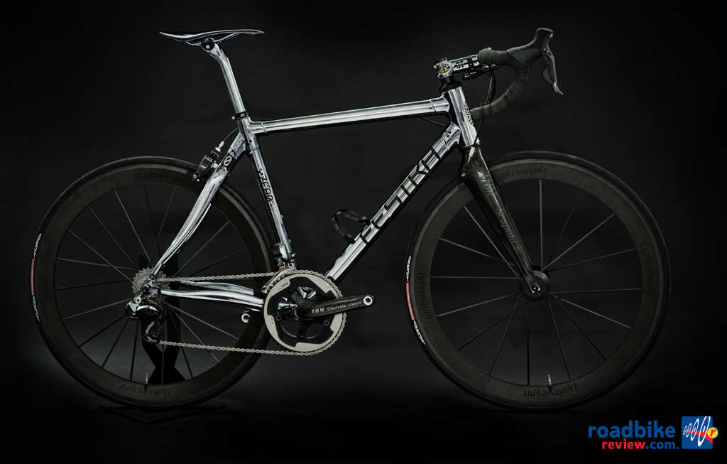 Festka Bicycles - Zero chrome