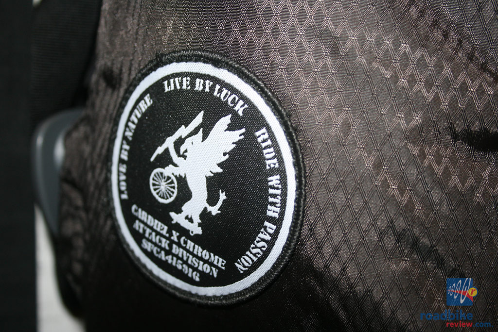 Chrome Cardiel Attack Series Patch