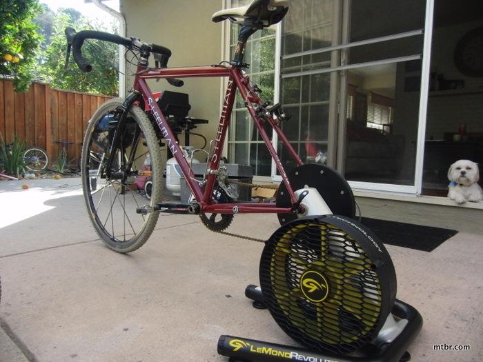 Review Lemond Revolution Trainer Road Bike News Reviews And