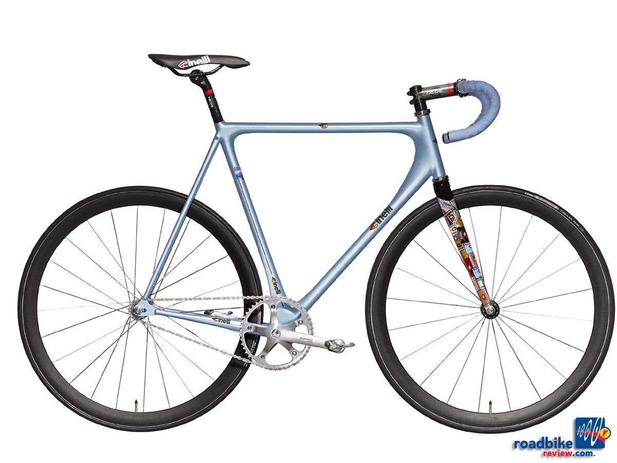 Cinelli Prototype Laser Nostra track bike