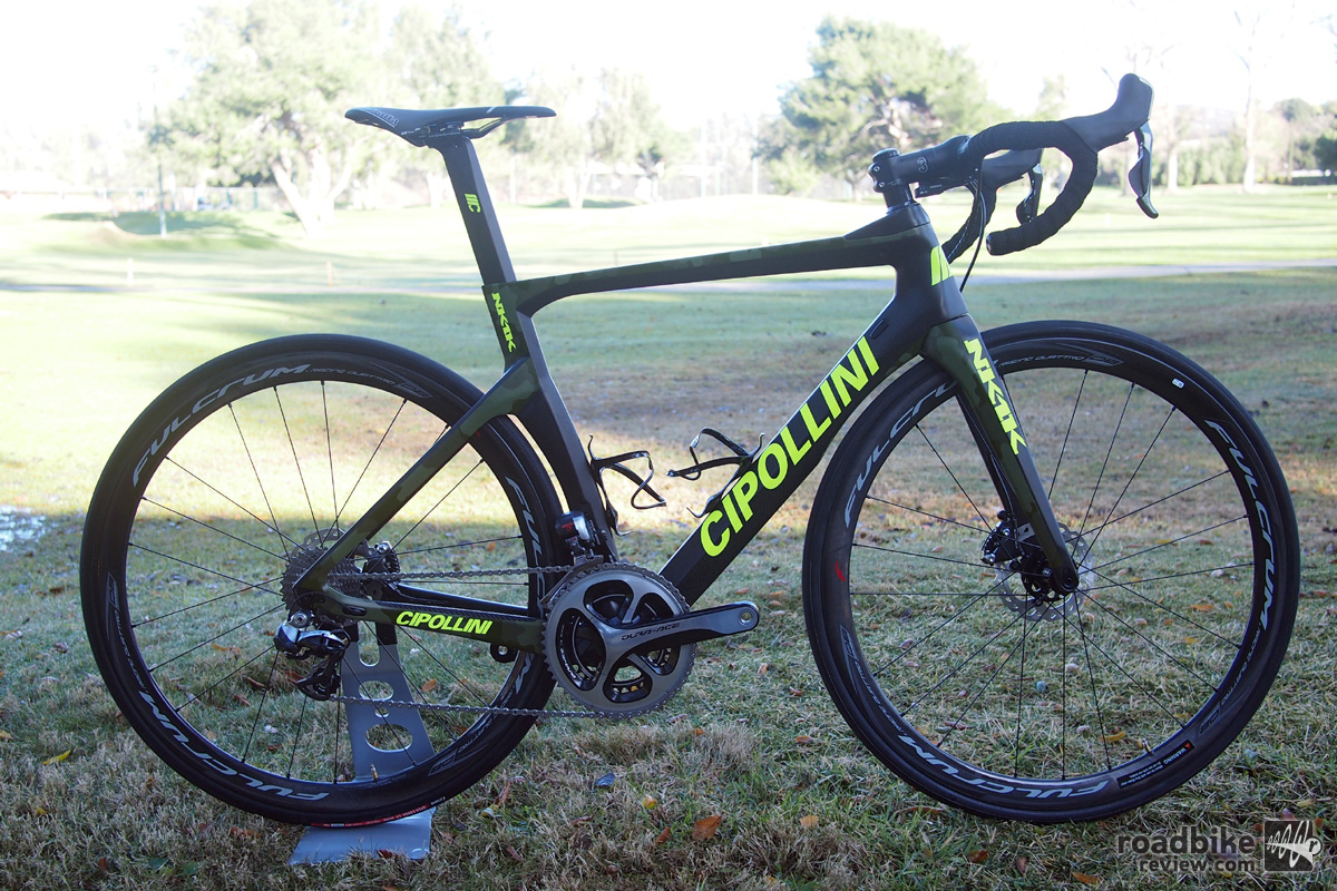 Wheels Up Partners >> Cipollini NK1K Disc, MCM2 and NKTT | Road Bike News, Reviews, and Photos
