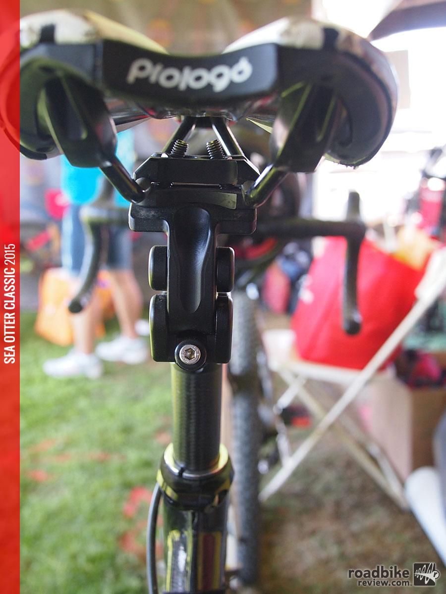 Adjustable pre-load for spring tension - sans hand adjuster.