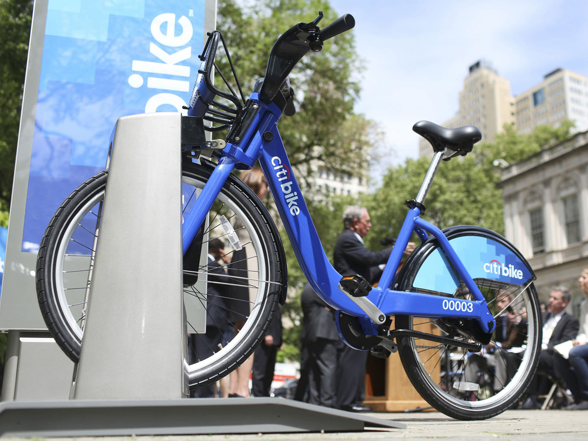 Citi Bike is Here