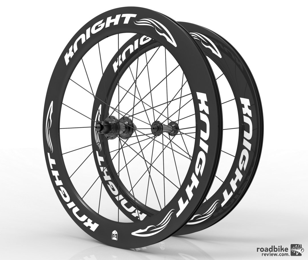 The Knight 65s can make just about any bike faster.