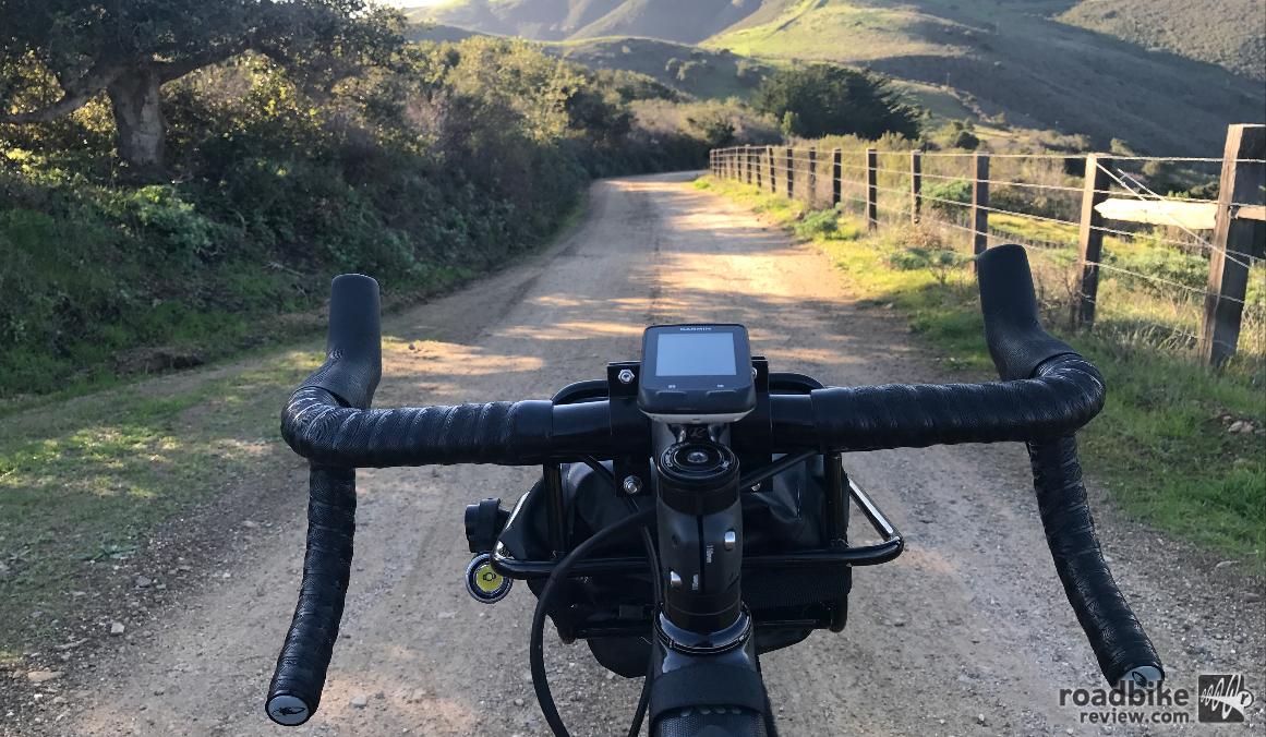 One With Nature California Coast Ride