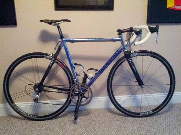 Buy Here Pay Here Ct >> 2014 Colnago Titanio Re-issued