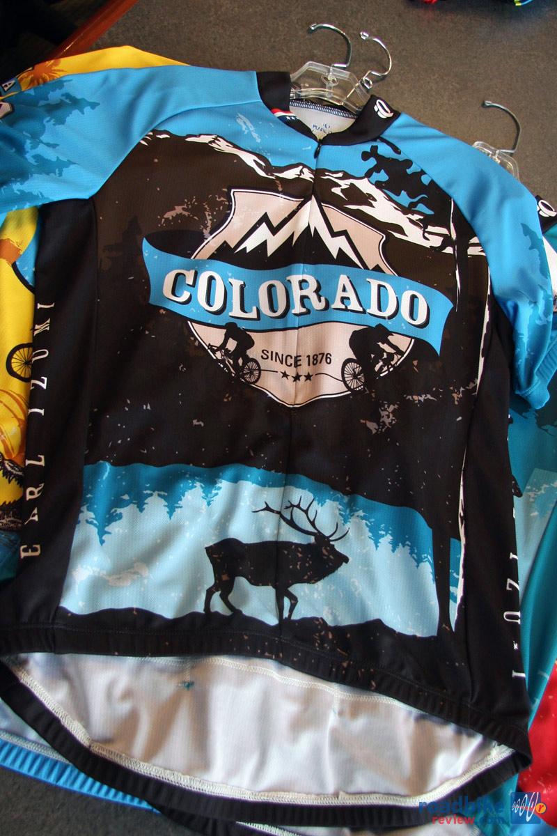 Colorado jersey