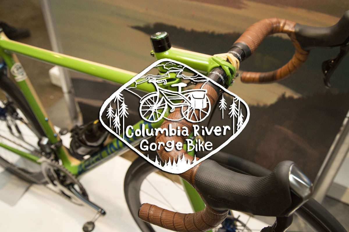 7 Bikes for 7 Wonders: Columbia River Gorge