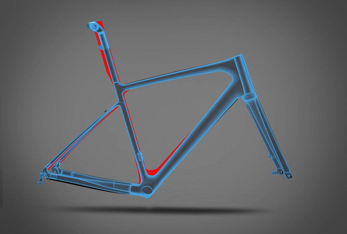2015 Giant Defy Endurance Bike