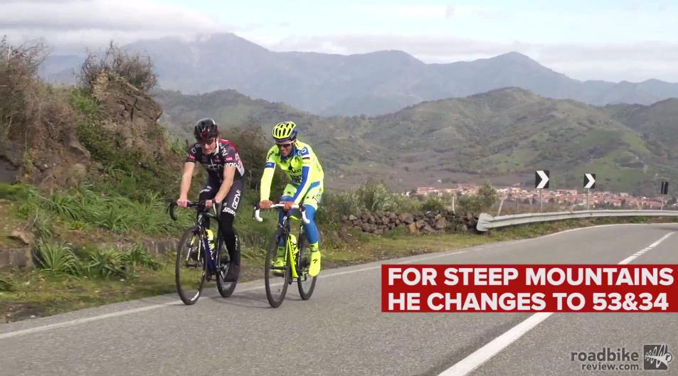 Contador's Climbing Secrets