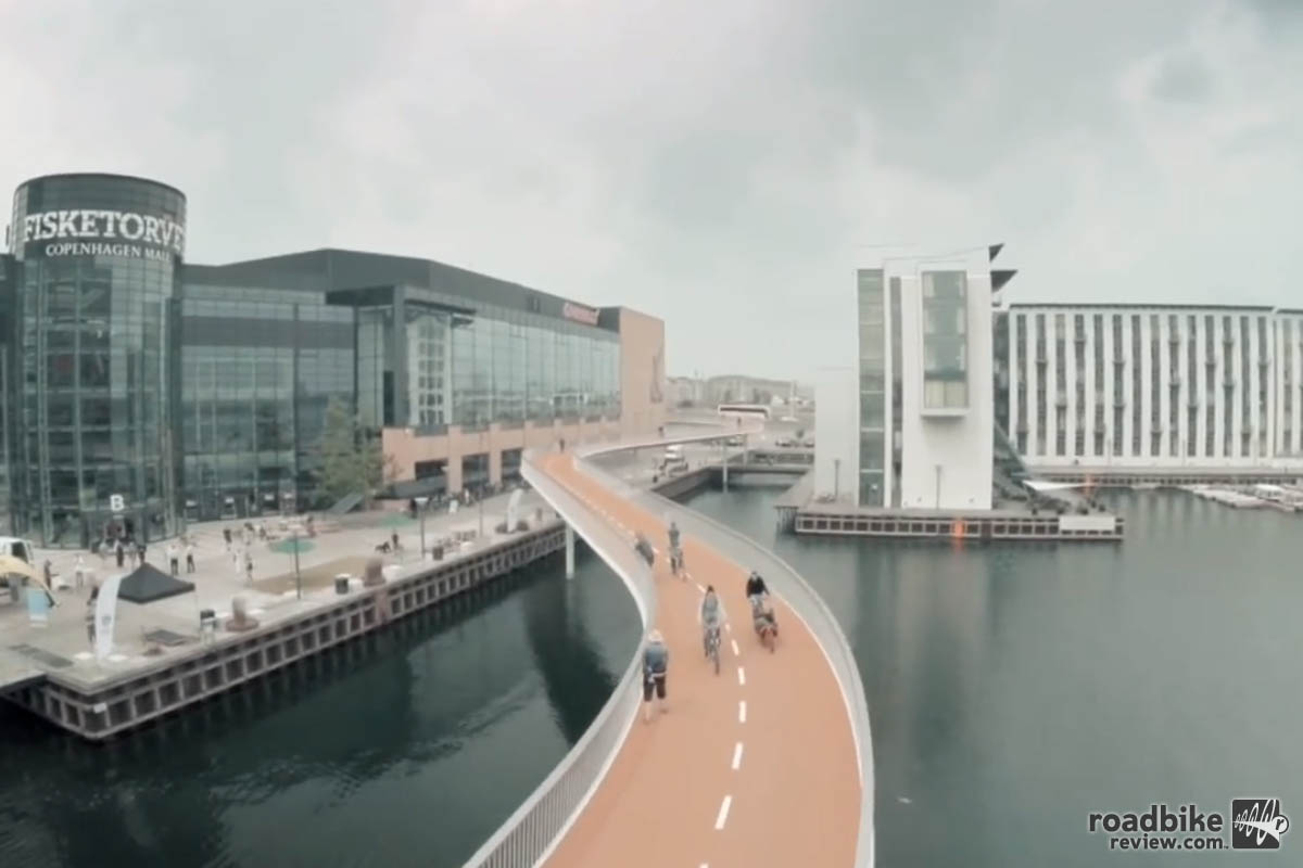 Copenhagen's Cycling Infrastructure