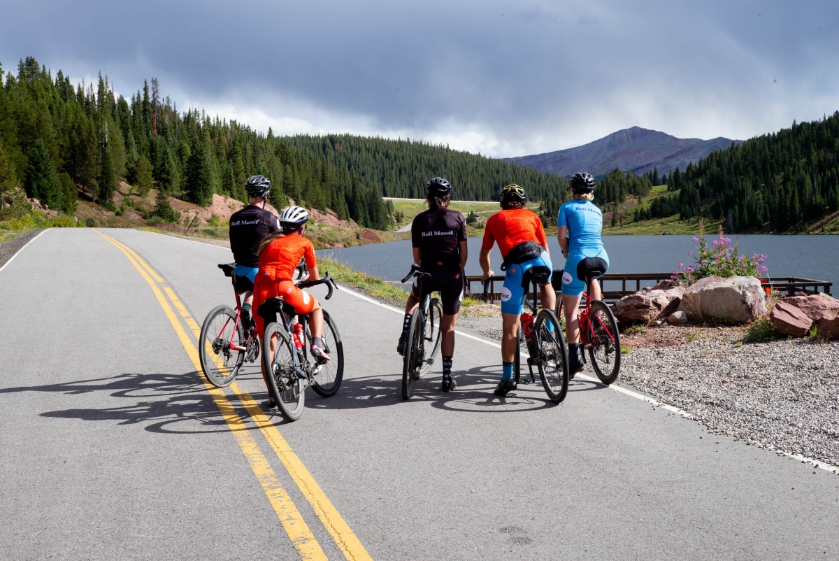 Roll Massif unveils eight Colorado sportives