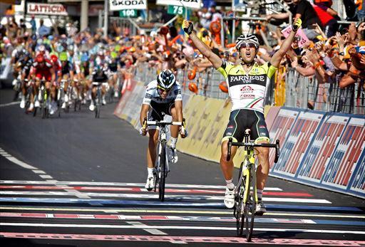 Giro Stage 8