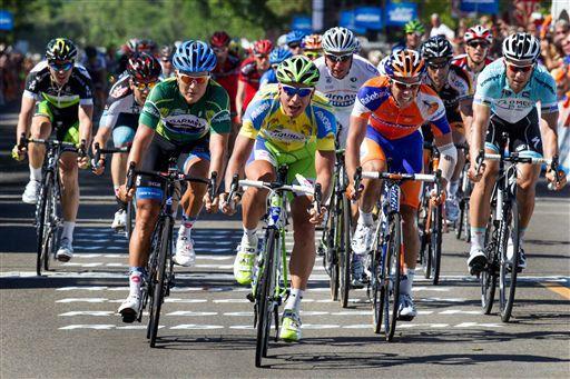 Sagan wins 4