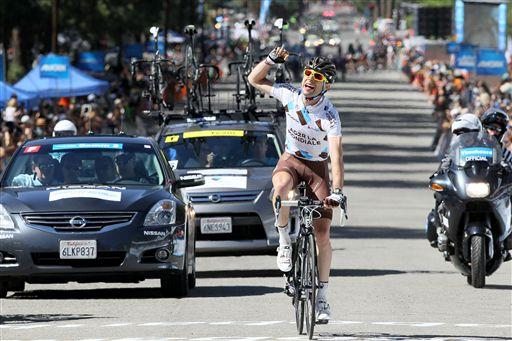 Sylvain Georges of AG2R La Mondiale Wins Stage 6