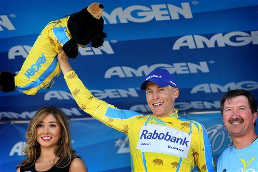 Gesink wins 2012 TOC
