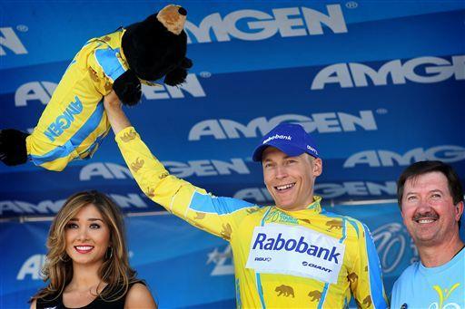 Robert Gesink of Rabobank Cycling Team Wins 2012 Amgen Tour of ... 952164193