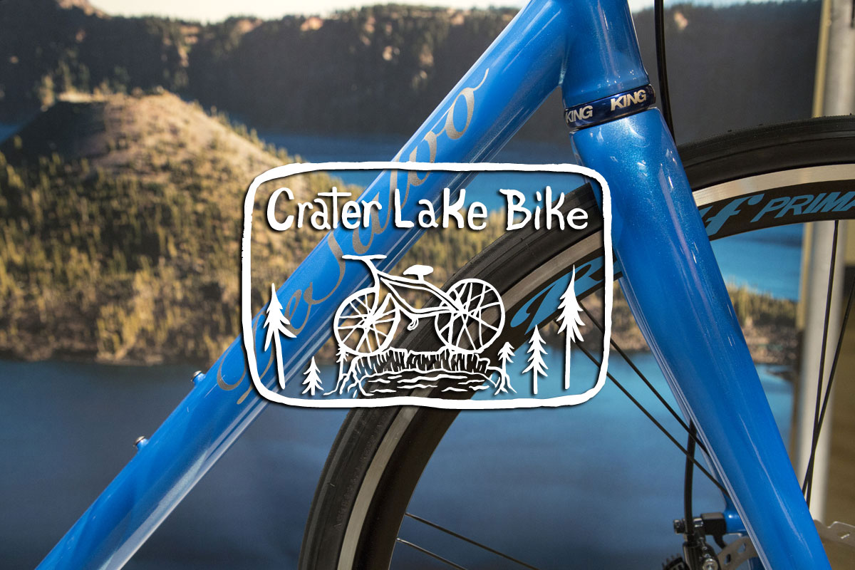 7 Bikes for 7 Wonders: Crater Lake