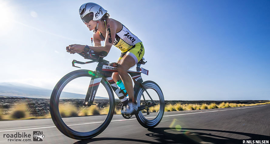 The Ironman World Championships provide an interesting glimpse into consumer behavior. Photo courtesy Rudy Project/Nils Nilsen