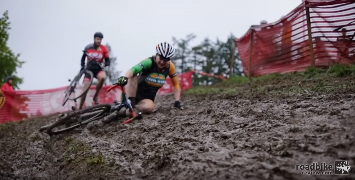 This is what cyclocross should look like.