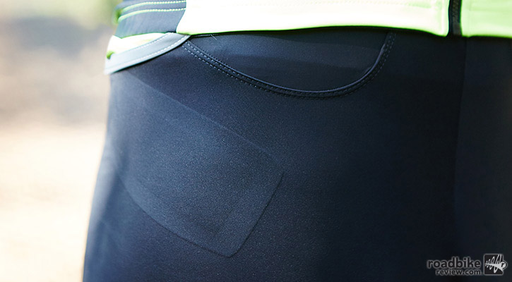 Castelli's Progetto X2 Air chamois makes you feel like you are sitting on a memory foam pillow.