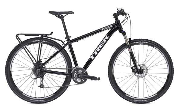 Current Trek Police Bike