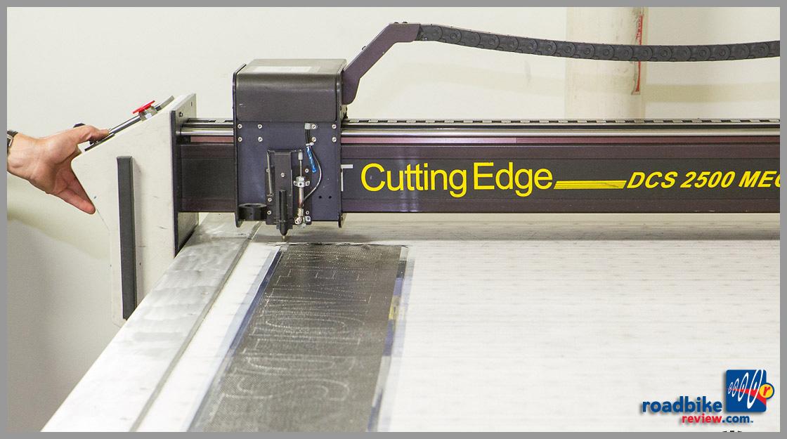 Cutting Edge - close-up