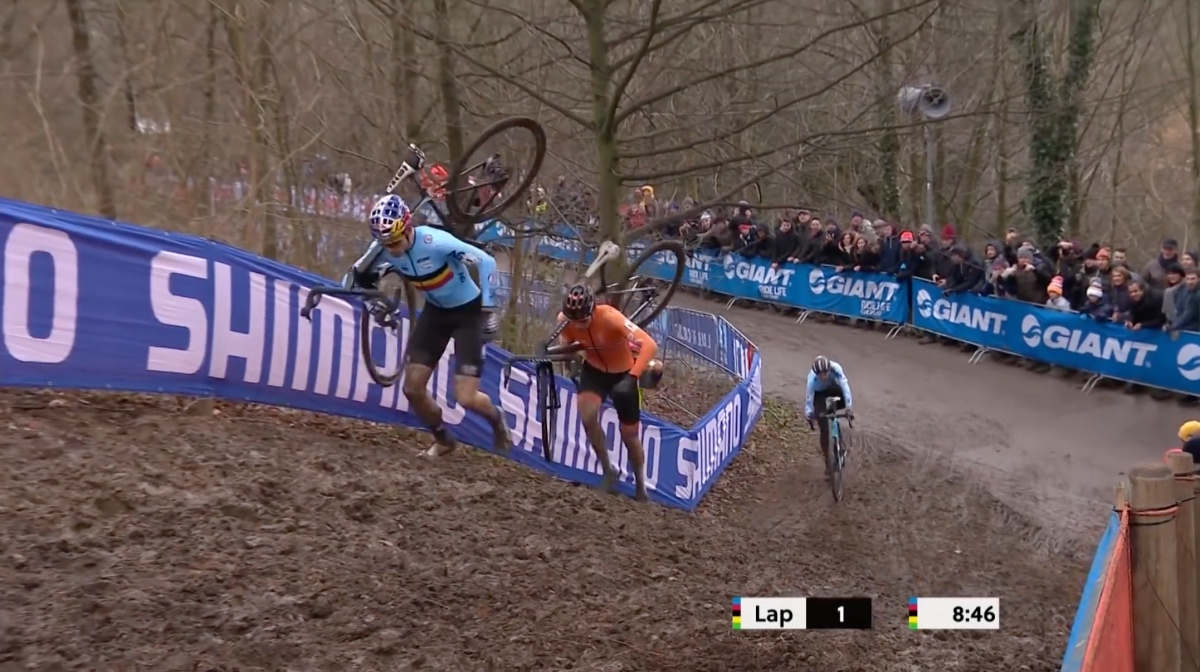 Muddy Mayhem at Cyclocross World Champs