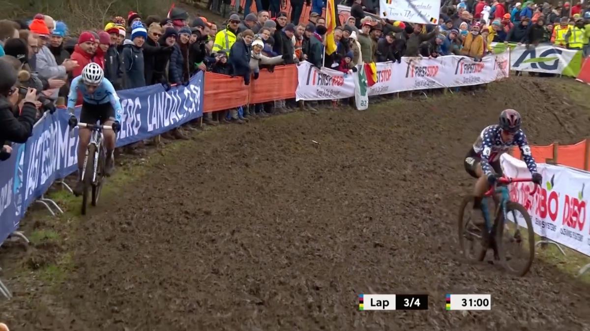 Muddy Mayhem at Cyclocross World Champs