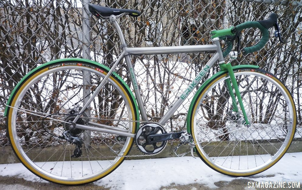 Eriksen Titanium Cyclocross Commuter