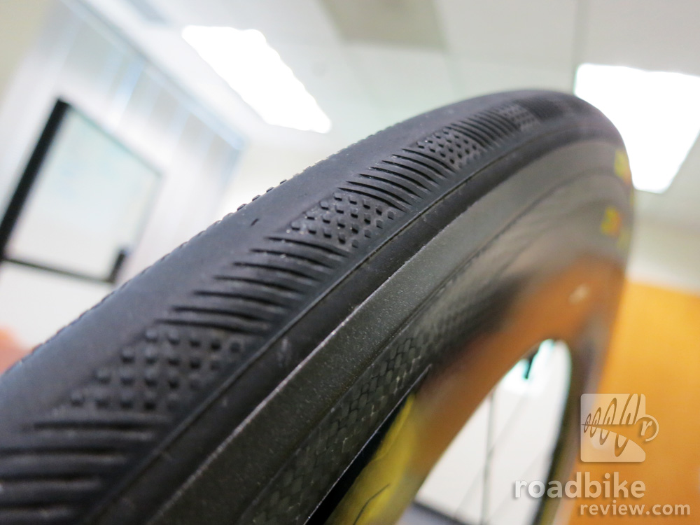 Cosmic CXR 80 Aero Profiled Tires