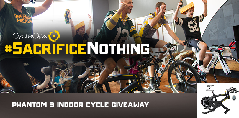 CycleOps Sacrifice Nothing Contest