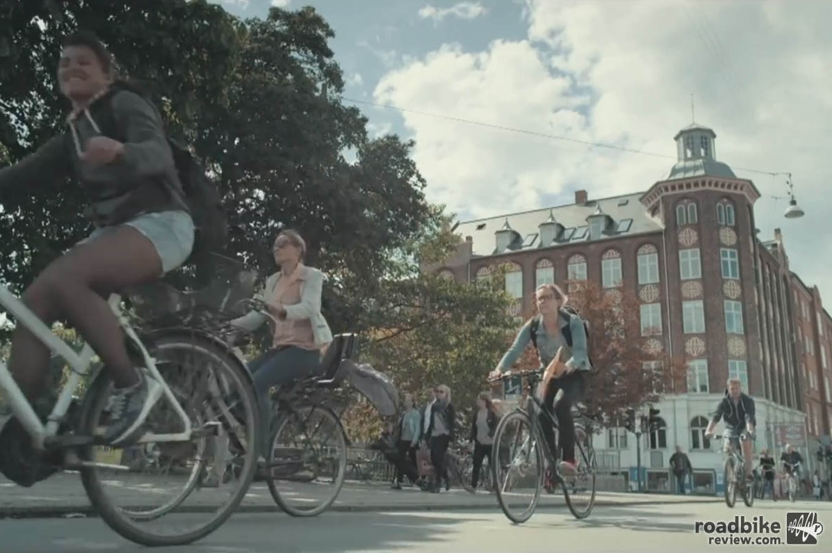 Cycling is a part of Copenhagen's DNA.
