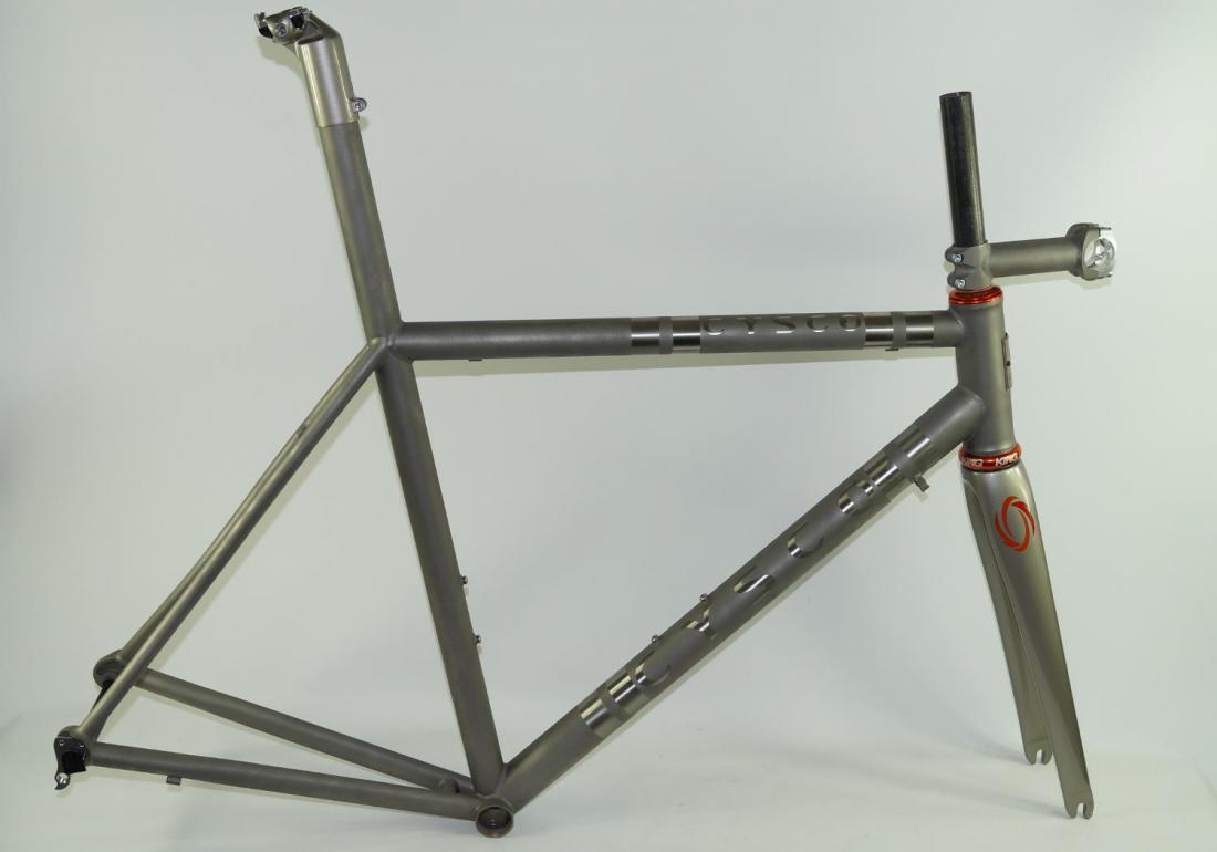 Considering Titanium Road Bike Build - Page 2