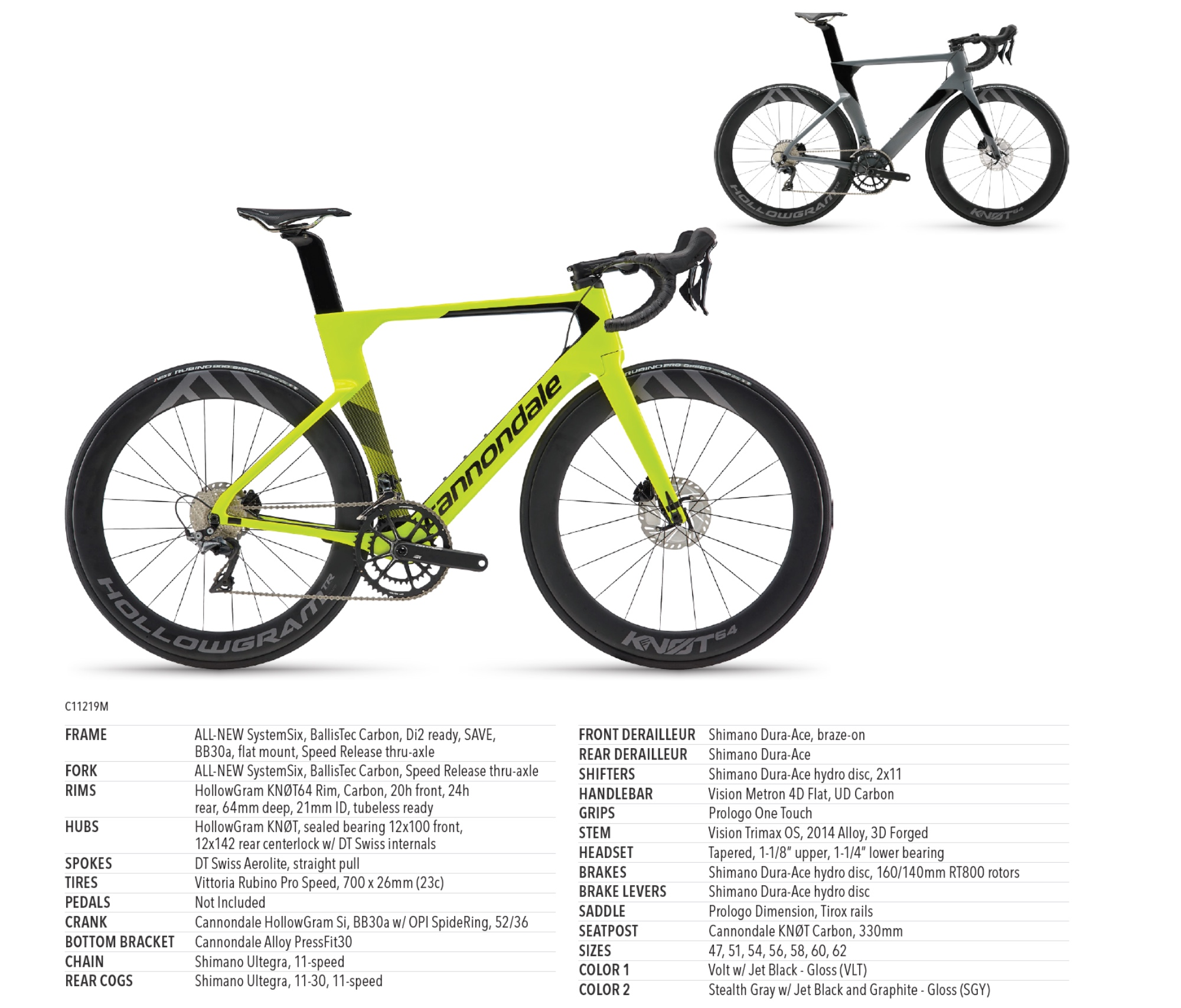 Cannondale SystemSix Dura-Ace