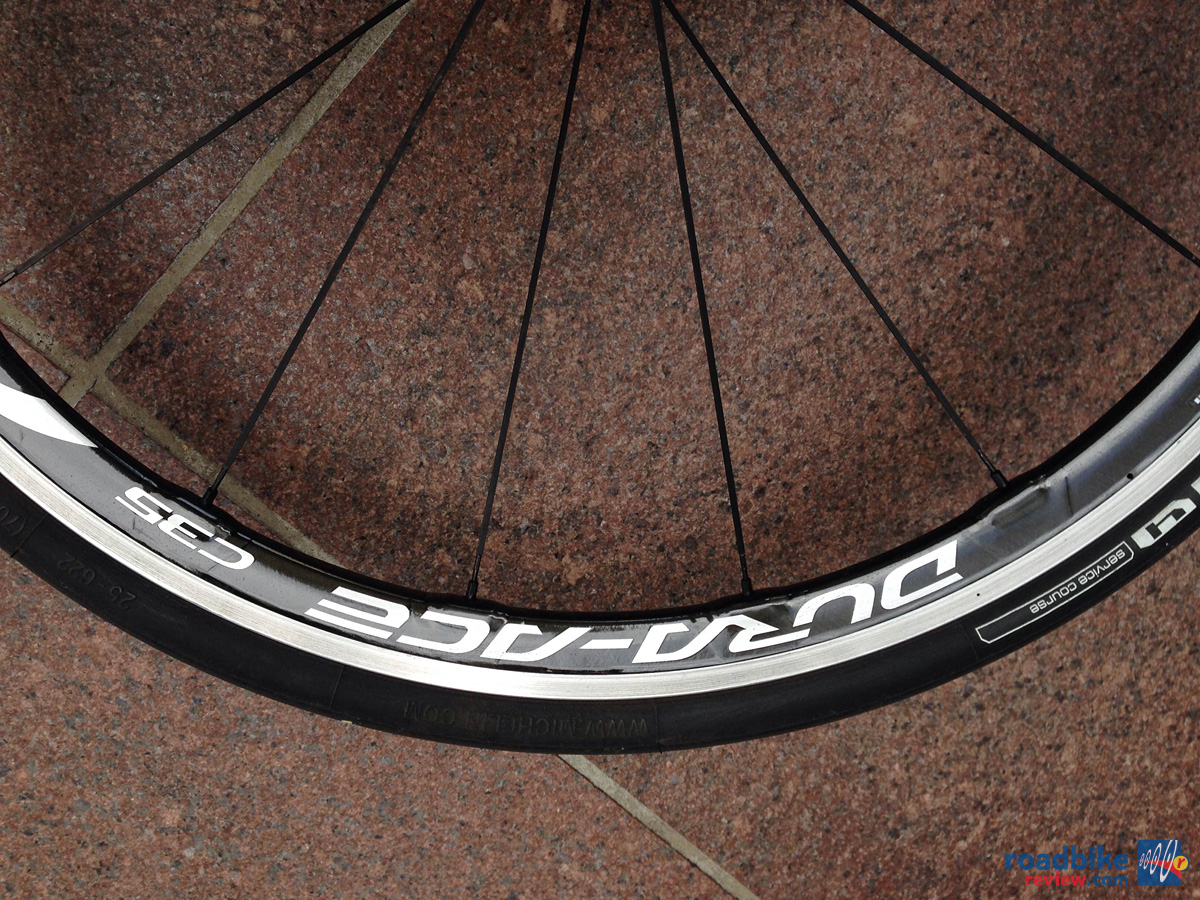 Dura-Ace 9000 C35 Wheels