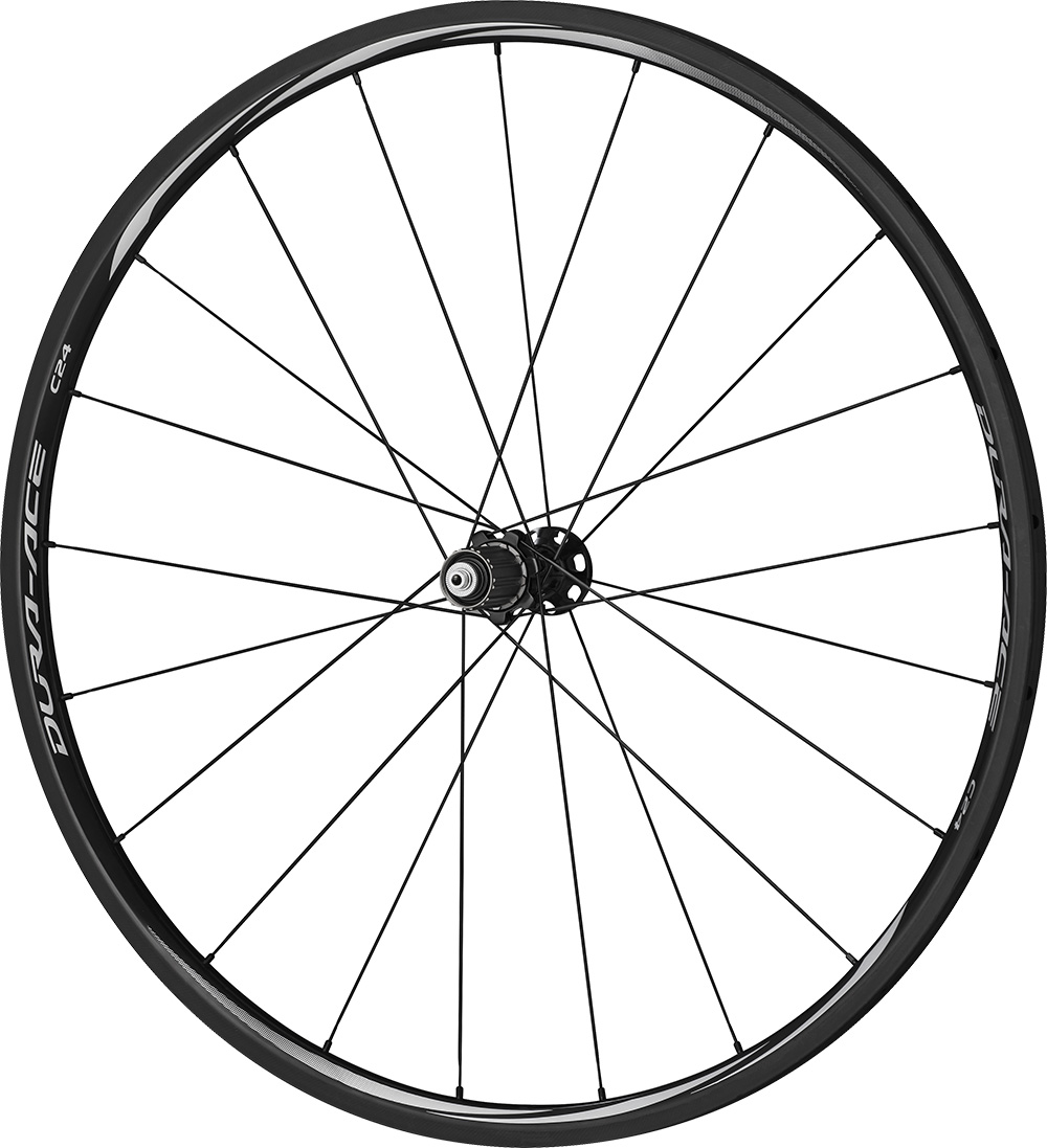 Dura-Ace 9000 C24 Tubular wheelset